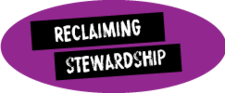 Button Reclaiming Stewardship