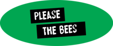 Button Please The Bees