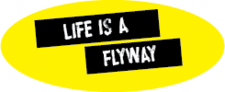 Button Life Is A Flyway